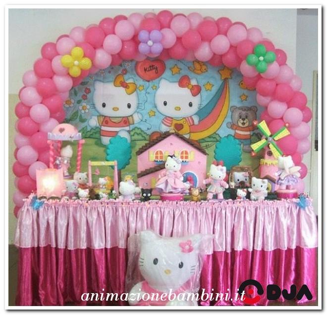 Festa Tema Hello Kitty per un compleanno tutto in rosa!