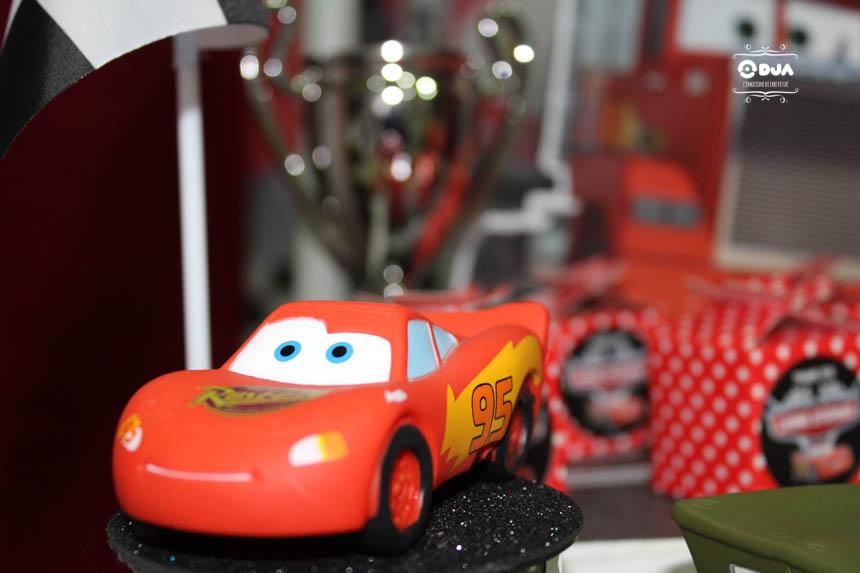 Festa tema Cars