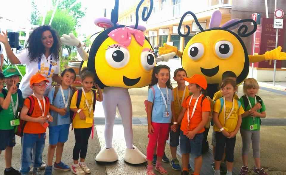 La casa delle api expo milano animazione bambini di dja