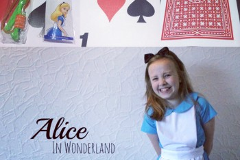 Festa a tema Alice
