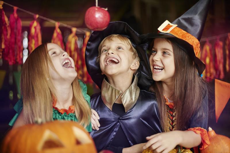 festa bambini a tema halloween