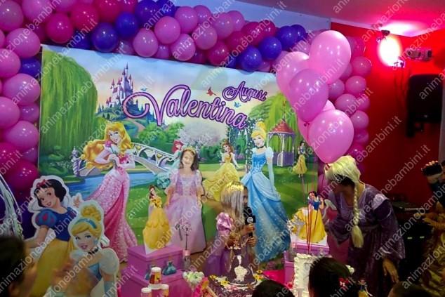 festa tema principesse