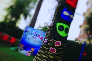 festa tema pj masks