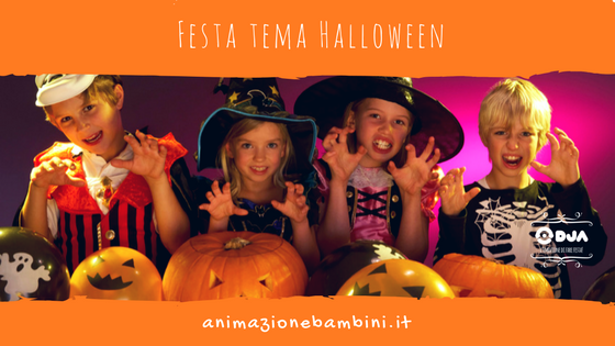 festa tema halloween