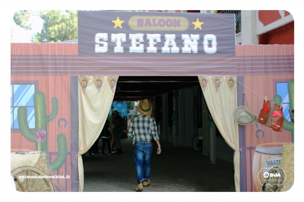 festa tema western