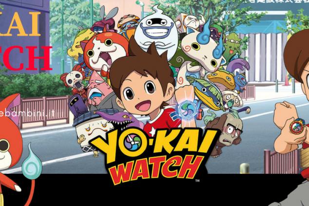 compleanno tema yo-kai watch