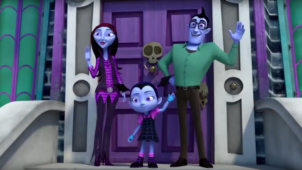 Vampirina disney junior la nuova serie animata