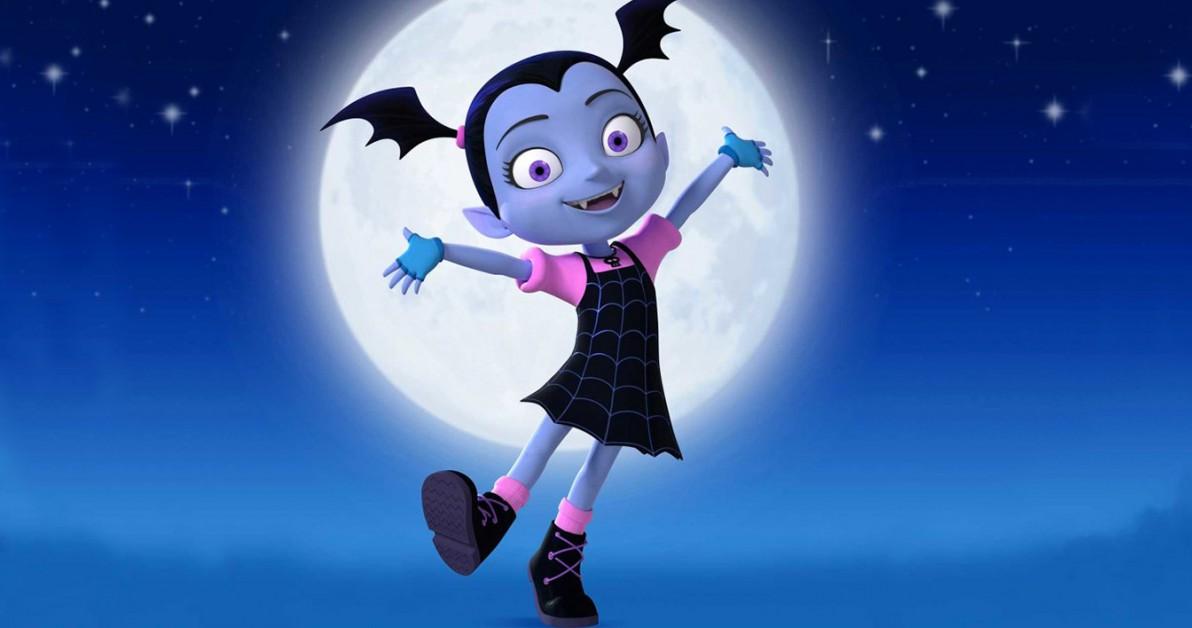 vampiri disney junior