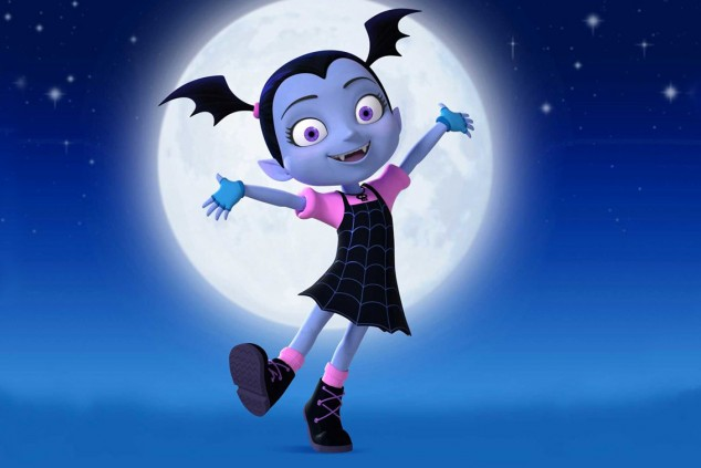 vampiri disney junior