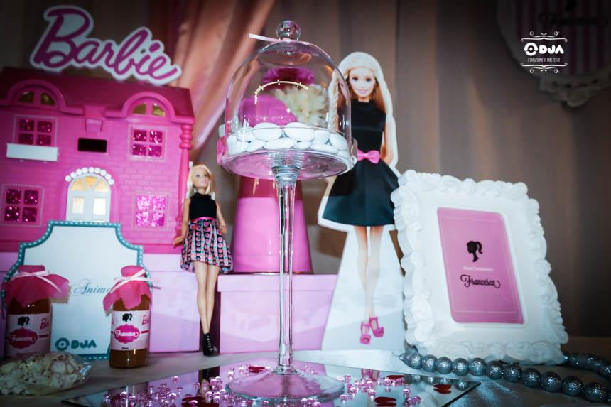 Festa tema Barbie