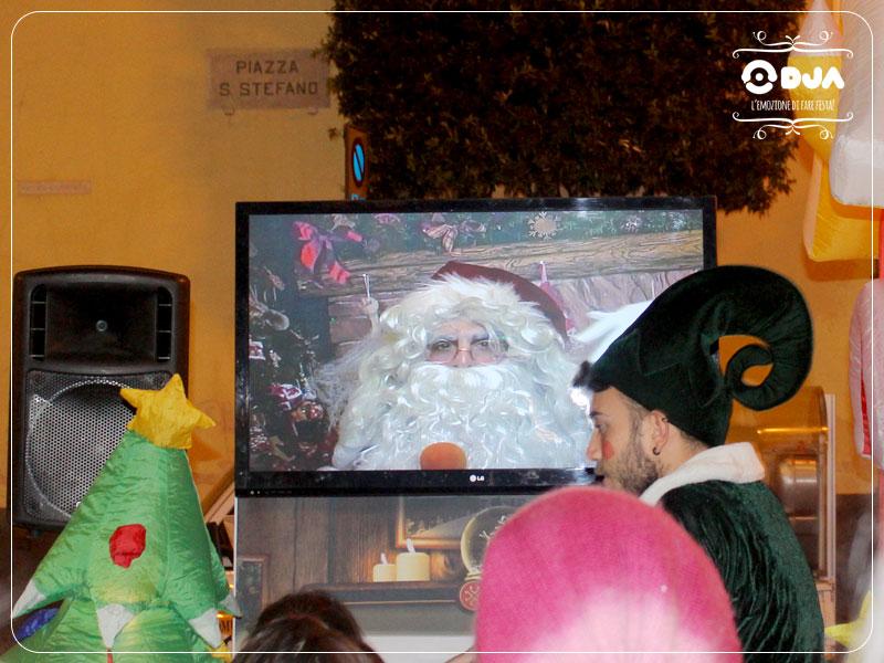 Videochiamata Babbo Natale.Video Chiamata Babbo Natale 01