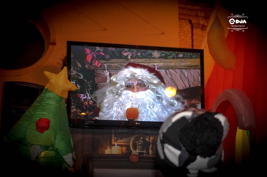 Videochiamata Babbo Natale.Videochiamata Babbo Natale 1 5