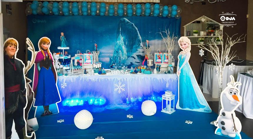 Compleanno Tema Frozen - Sara-9
