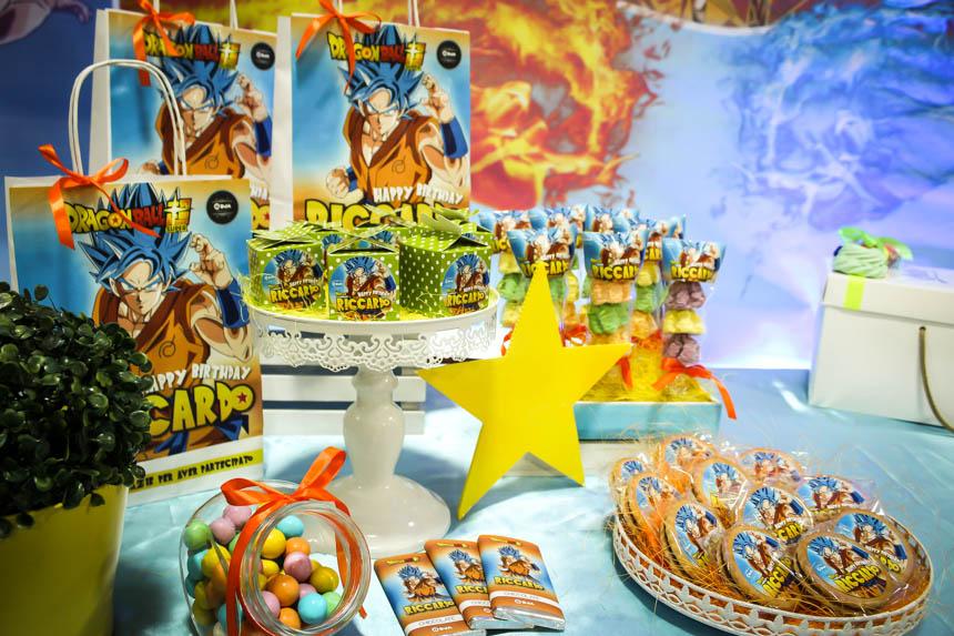 Festa tema Dragon Ball per vivere una sorprendente avventura!
