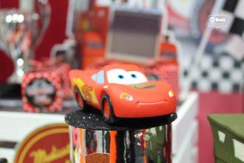 Festa compleanno Leone Stefano tema Cars-14