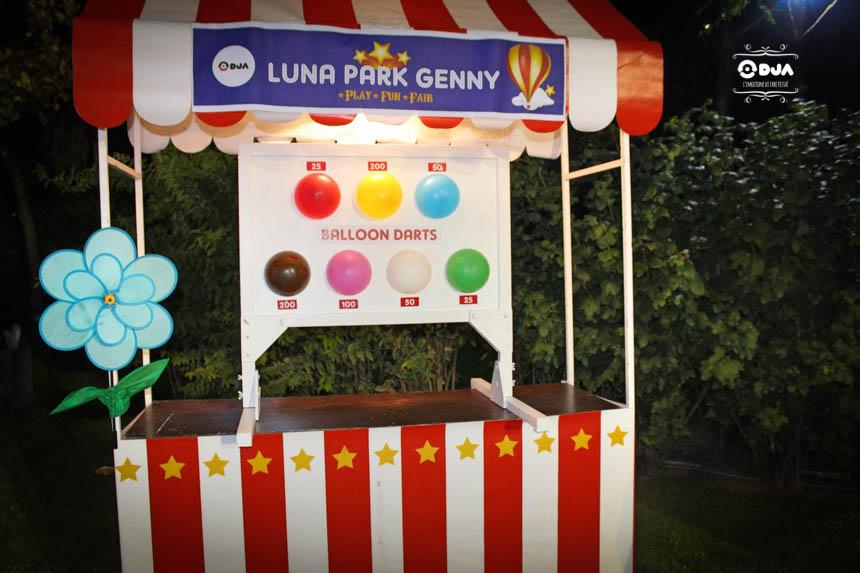 Festa tema luna park un party unico con tante postazioni for Cortile giochi per bambini