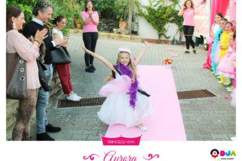 Princess Van Camper Principesse