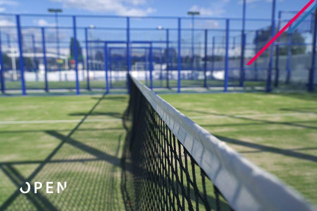 centro sportivo open caserta
