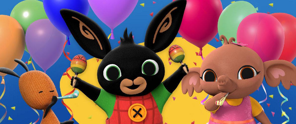 festa compleanno tema bing bunny