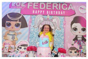 festa compleanno tema lol surprise