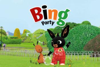 festa tema bing