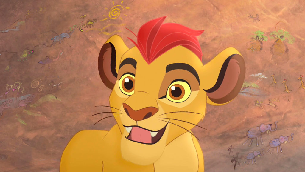compleanno tema the lion guard