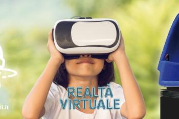 noleggio simulatore realtà virtuale