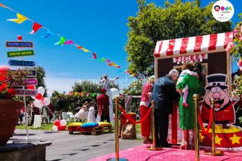 comunione luna park circus