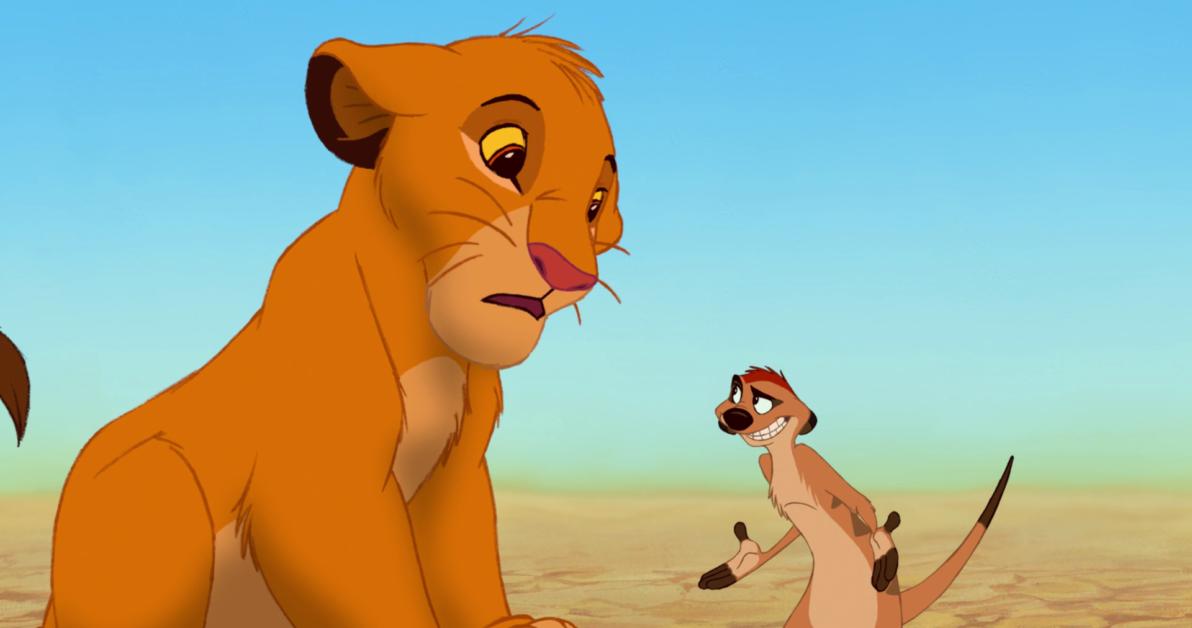 curiosità sul re leone